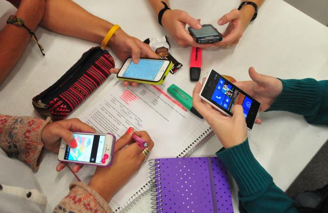 Políticas para el uso de dispositivos móviles en el aula
