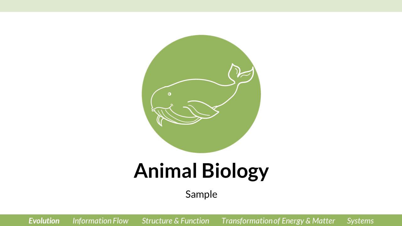 JV_Powerpoint Template_Animal Biology.pn