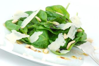 Salade simple frais
