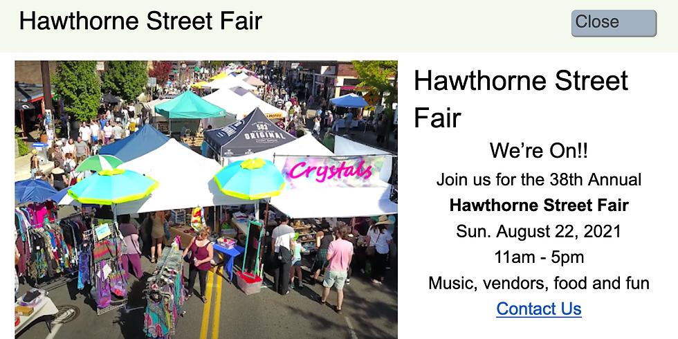 Hawthorne Street Fair