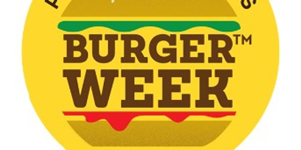 Portland Mercury's Burger Week!