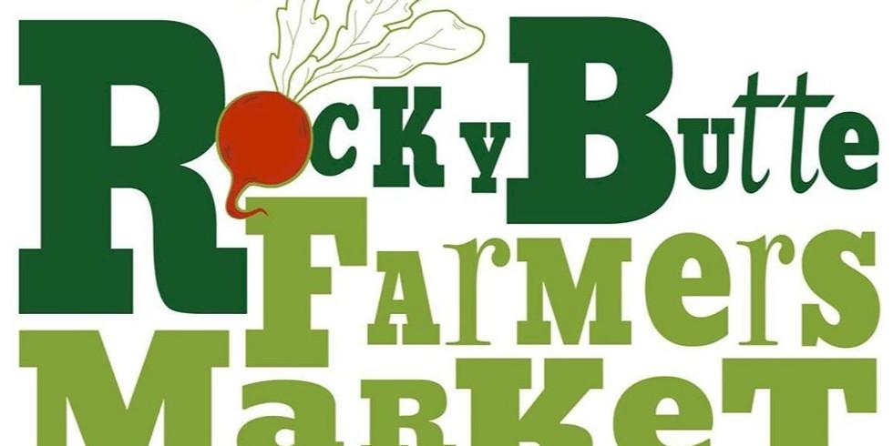 9/11/2021 Rocky Butte Farmers Market