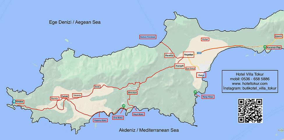 Datça Peninsula Map mit QR Code copy.png