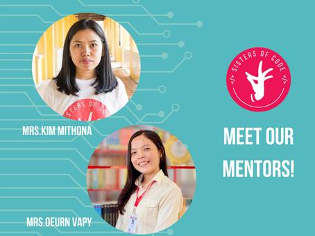 Meet Sisters of Code Mentors 2021!