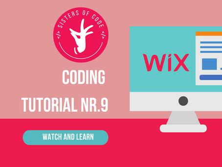 ការណែនាំលេខ ៩ ដើម្បីសរសេរកូដ / Coding Tutorial Nr.9