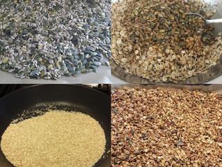 Nut-Free Barley Granola