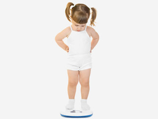 Healthy Weight Gain for Fussy Toddlers