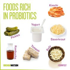 Probiotics - Good Bacteria for your Health