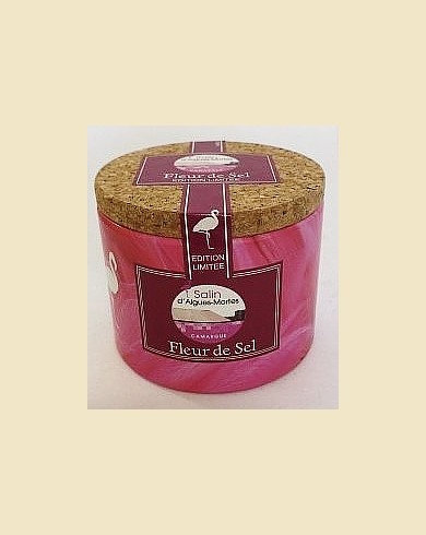 Boîte Carton Edition Boutique 125 g Flamant rose