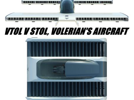 VTOL V STOL