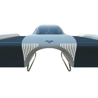 VTOL headlights by James Rotherham