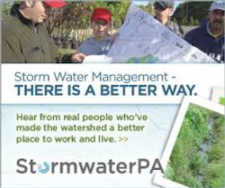 PA Stormwater Site Link
