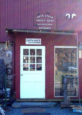 Bryn Athyn Thrift Shop