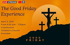 Good Friday The Good Friday Experience.P