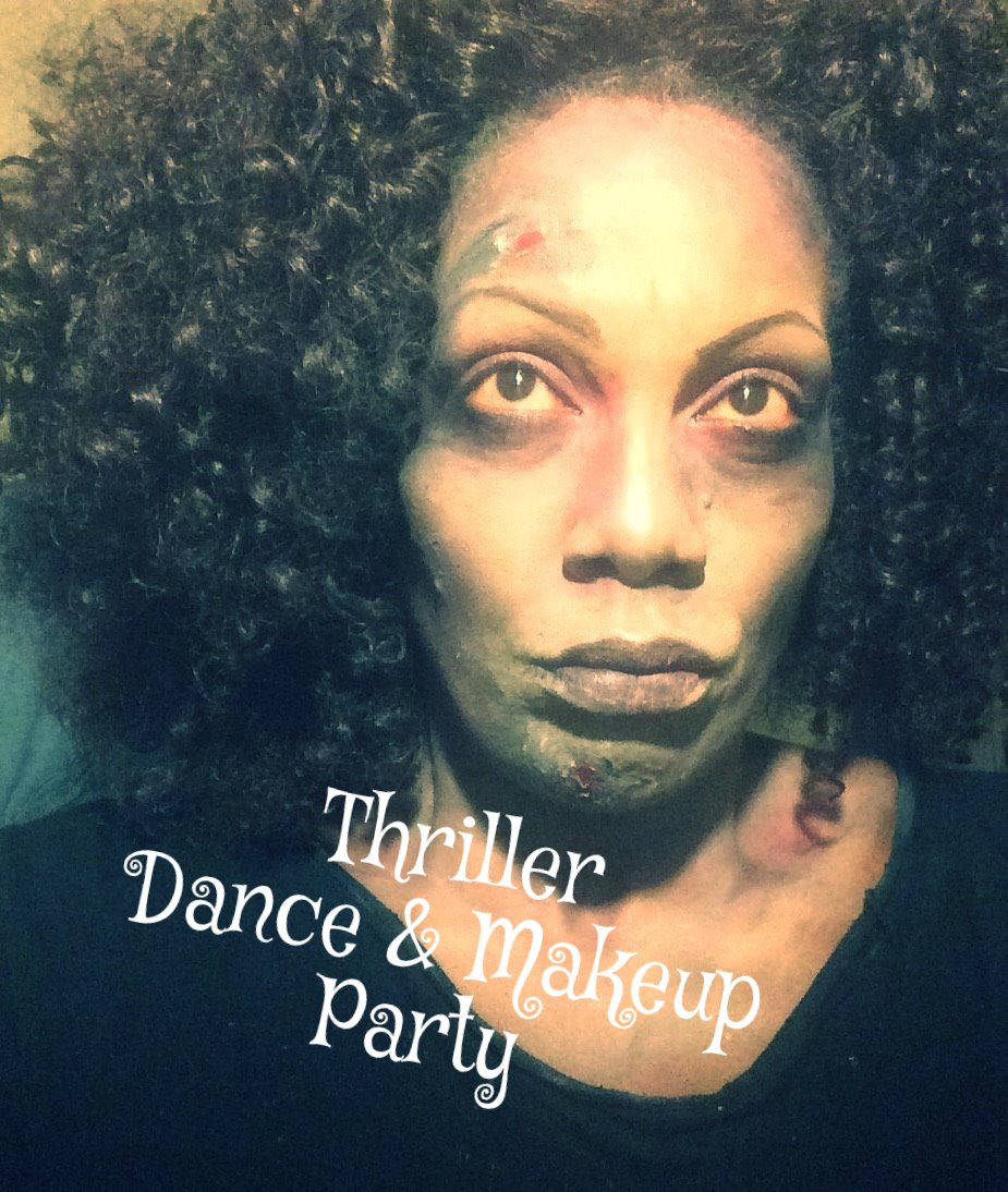 Thriller hen party London UK