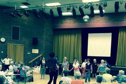 London Belly dance workshops
