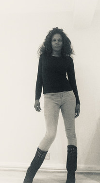 Sandrine Anterrion dance fitness teacher
