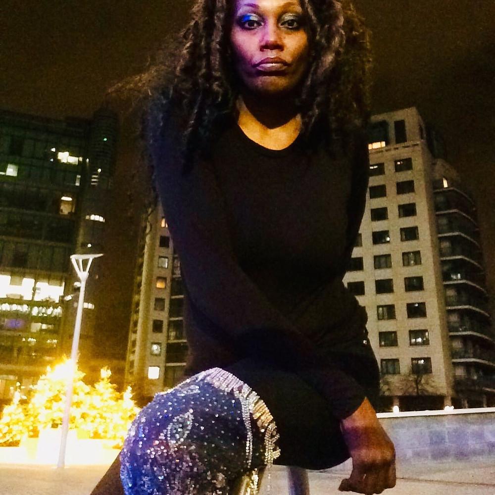 Sandrine Anterrion, London belly dance teacher