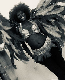 Samba dancer in Surrey