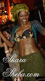Book a Belly dancer for hen nights in London