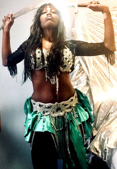 Belly dancer for corporate event in London and Cambridge