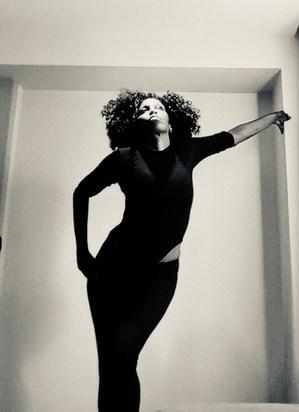 Choreographer photoshoot