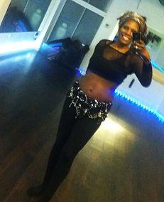 Belly dance teacher in London