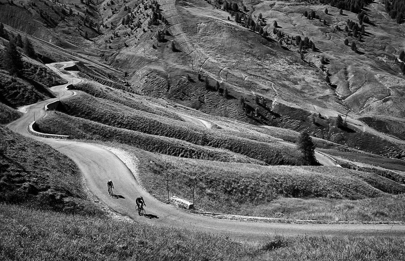 Cycliste Col Allos AOut 2020 copie