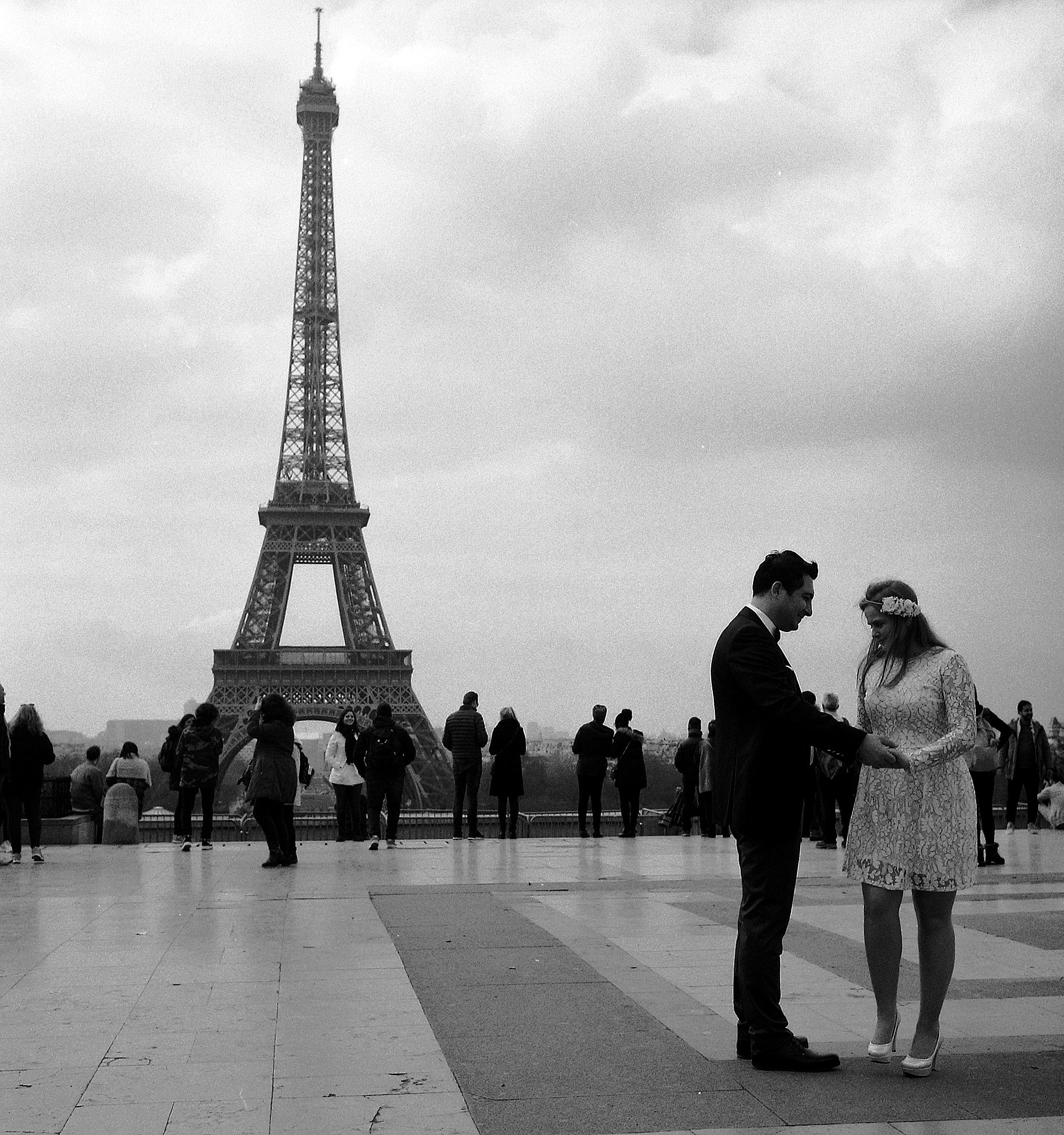 Les mariés de la Tour