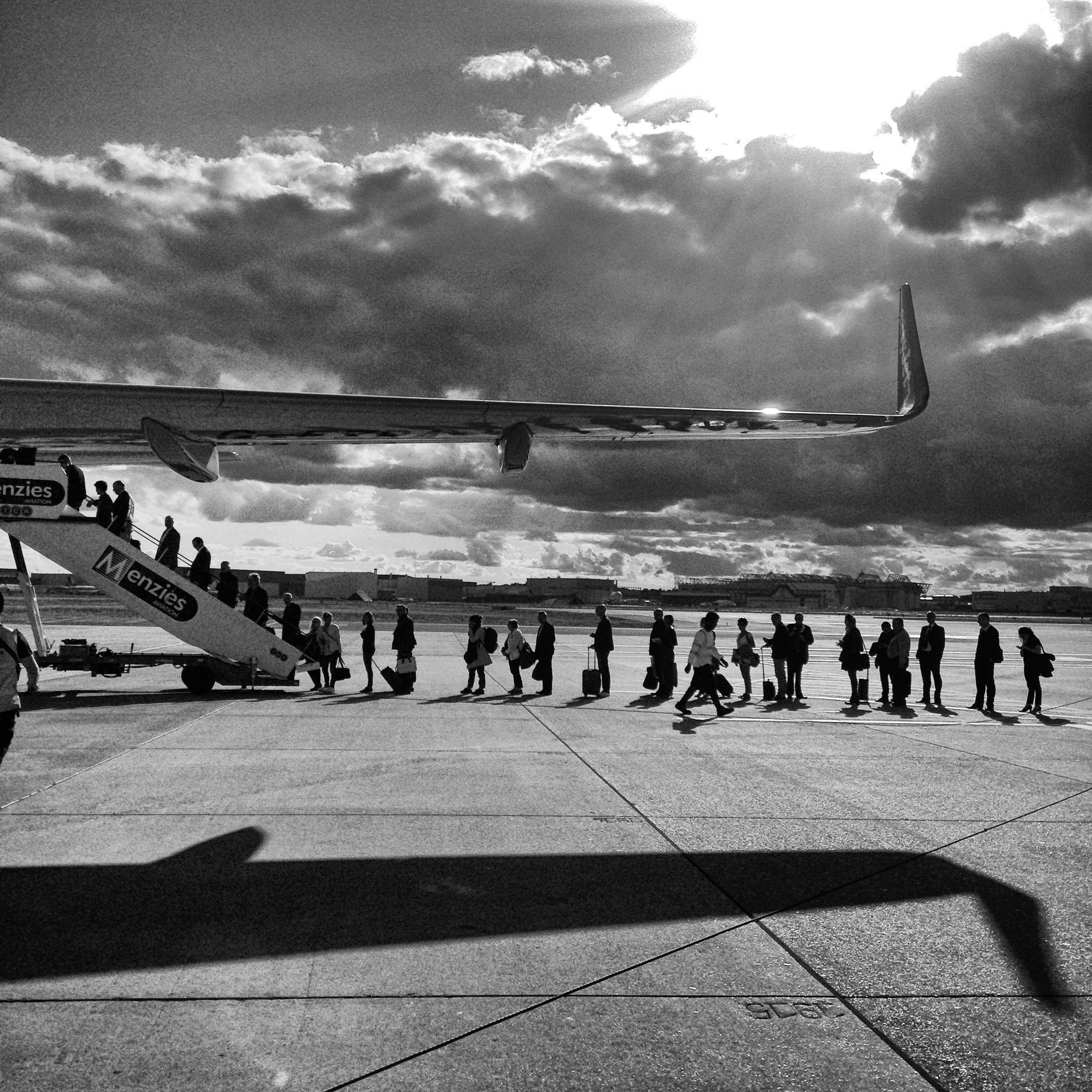 Les voyageurs