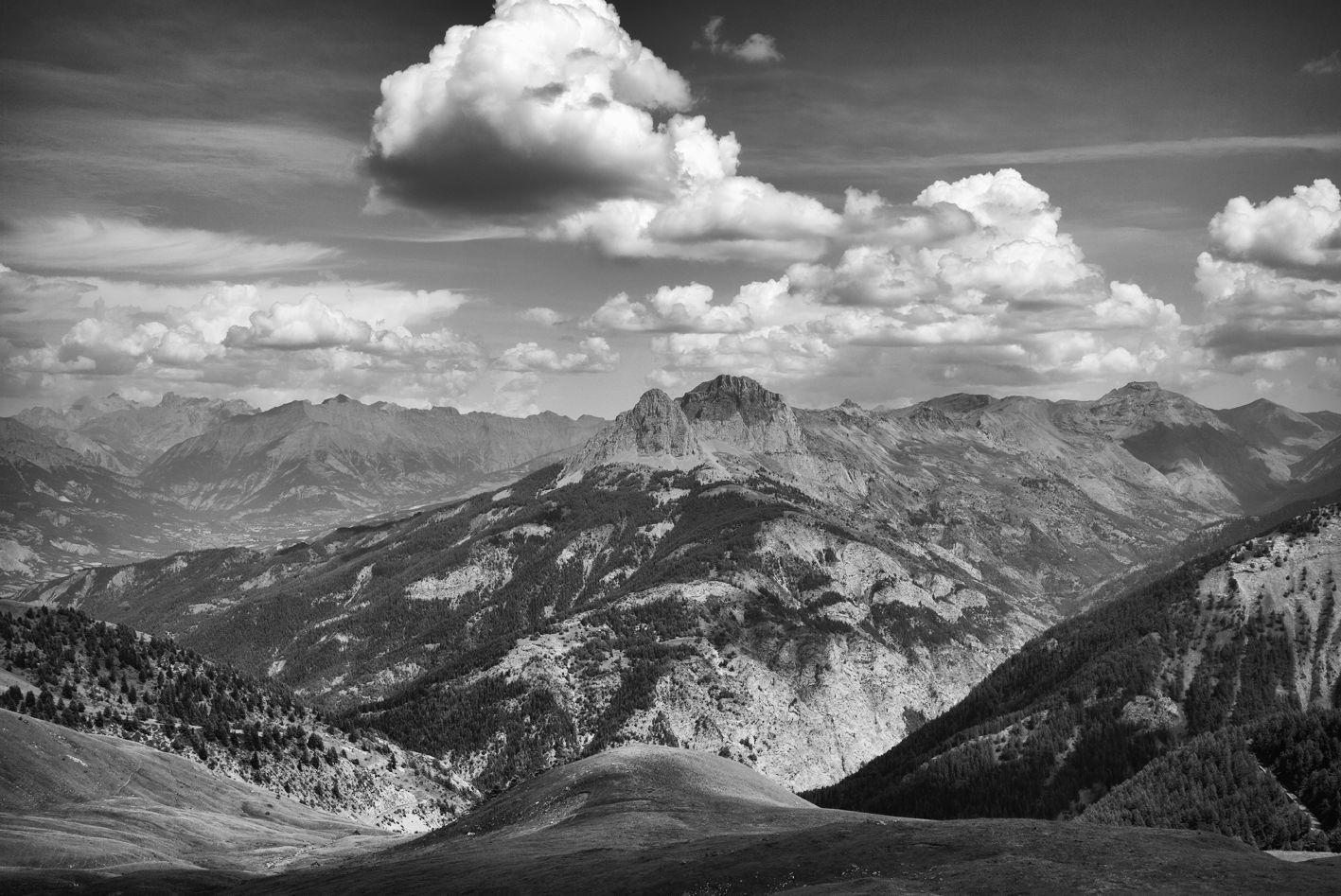 Montagne Paysage Allos Aout 2020 copie