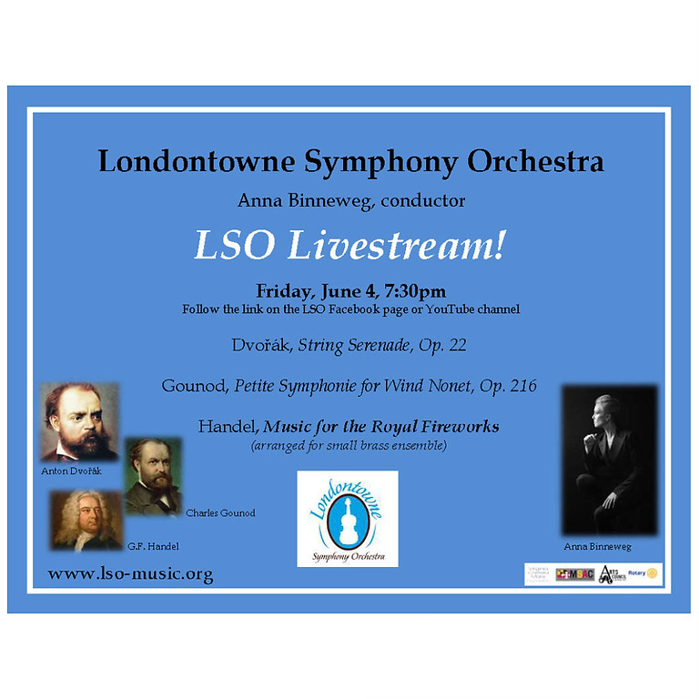 LSO Season Finale  - Livestream