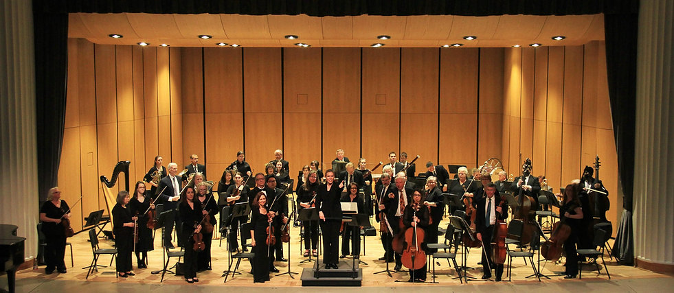 Londontowne Symphony Orchestra Performance