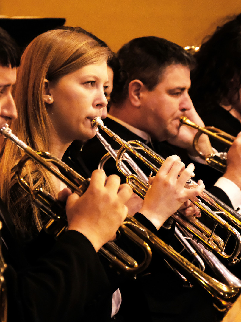 LSO Trumpet Players