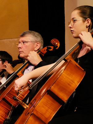 LSO Cello Players