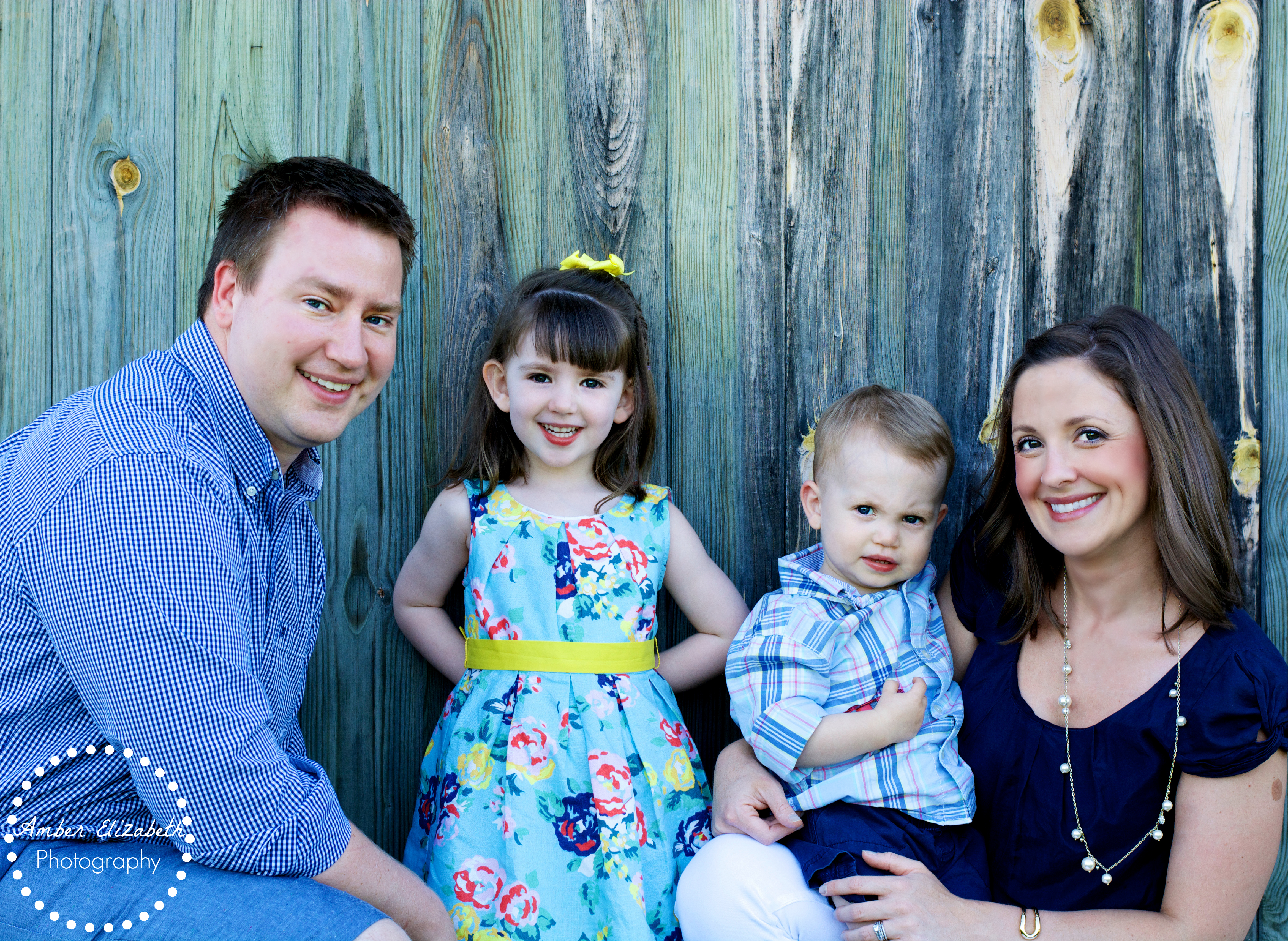 Barhorst Family June 2015