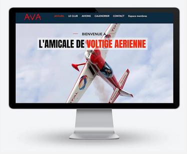 Site web AVA