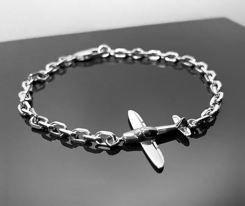 Bracelet chaine CAP10 argent 925