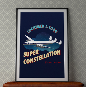 Illustration Super Constellation