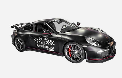 Covering partiel Porsche 911 GT3