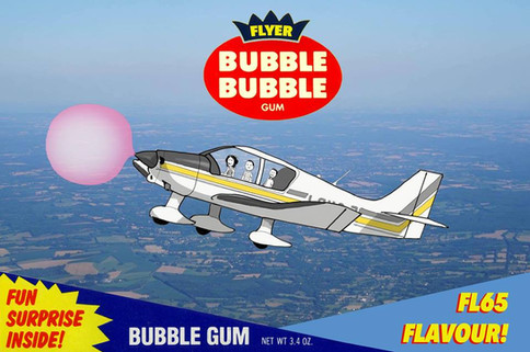 DR400 bubble