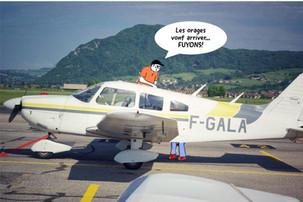 Sortie club: Annecy (élève pilote)
