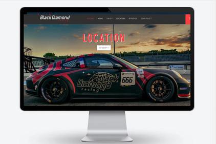 Black Diamond Racing website