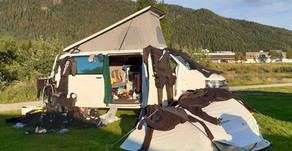 Norway camping & diving exploration