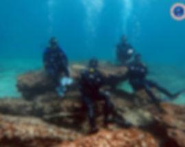 Tyre Underwater Ruins, Lebanon