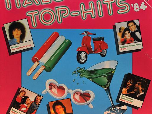 Italian Pop Music in Russia