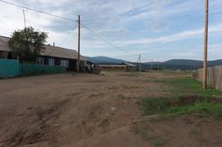 Buryat village