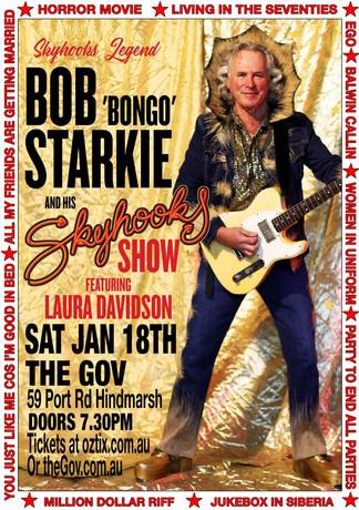 Bob Starkie's Skyhooks Show