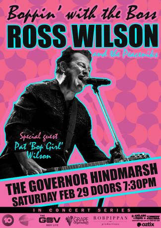 Ross Wilson & Pat Wilson