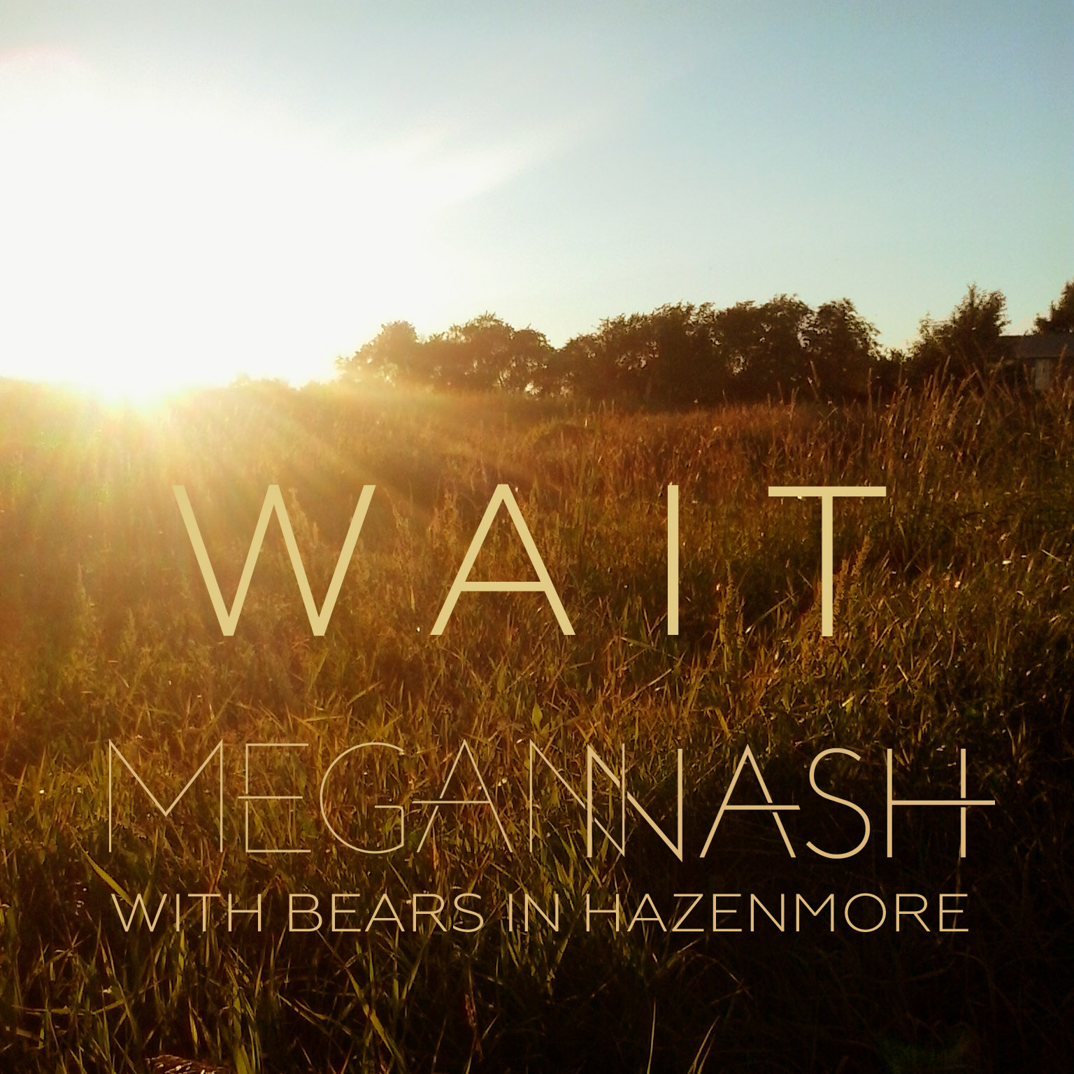 """Wait"" Single Artwork"